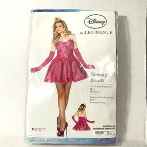 Disney Aurora Sexy Adult Costume Large dress